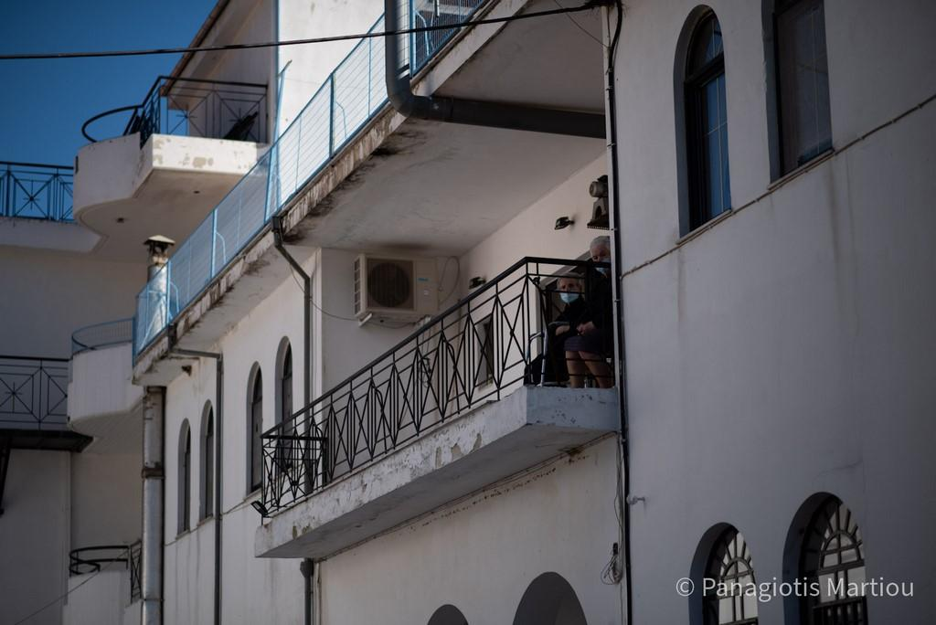 You are currently viewing Πλήρης εξωτερική ανακαίνιση στο Σουρλίγκειο Γηροκομείο Καναλίων