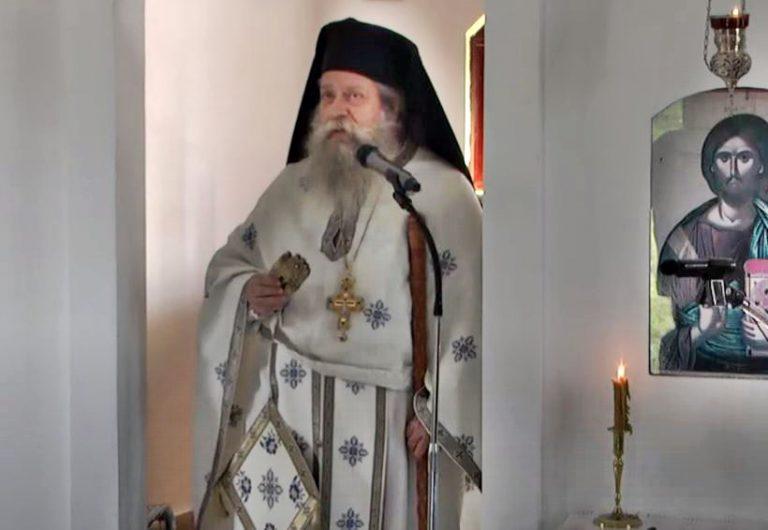 Ο Γέροντας Γαβριήλ από την Μονή του Οσίου Δαυίδ, μιλά για τον Άγιο Σεραφείμ  του Σάρωφ - Εξάψαλμος