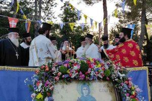 Η εορτή της Αγίας Οσιομάρτυρος Παρασκευής στην Ι.Μ. Γρεβενών