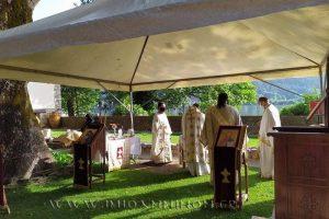 Μητρόπολη Ιωαννίνων: Πανηγύρισε η Μονή Αγίου Παντελεήμονος