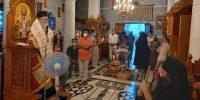 Συγκινητικός ο Μητροπολίτης Κορίνθου Διονύσιος μιλώντας για τη δολοφονία της Γαρυφαλλιάς