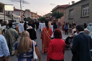 Τσοτύλι Κοζάνης: Πρόστιμο 1.500 ευρώ σε ιερέα για τη λιτανεία εικόνας της Αγίας Μαρίνας