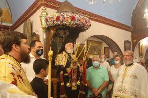 Η Μύκονος εορτάζει και τιμά τη μνήμη της Αγίας Κυριακής