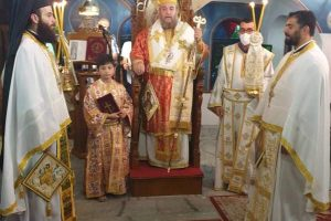 Αγρυπνία στην Καλαμάτα  για τον Άγιο Παΐσιο τον Αγιορείτη