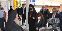 Ο Μητροπολίτης Δράμας κ. Παύλος  έκανε τη διαφορά κατά τα Ελευθέρια της πόλης του, παρουσία της ΠτΔ κ. Σακελλαροπούλου και του Πρωθυπουργού κ.Μητσοτάκη