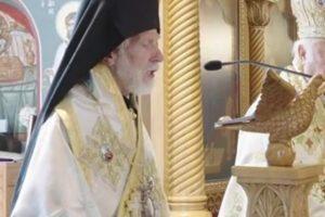 Η ομιλία του Σεβ. Μητροπολίτου Φιλαδελφείας   κ.Μελίτωνος κατά την χειροτονία του Εψηφ. Επισκόπου Αργυρουπόλεως κ. Αμβροσίου  (Ἱ. Ναός Ἁγίου Ἀνδρέου Ντύσελντορφ, Κυριακή 3 Ἰουλίου 2021)