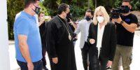 Στον Μητροπολίτη Μεσσηνίας η Πρόεδρος του ΚΙΝΑΛ Φώφη Γεννηματά