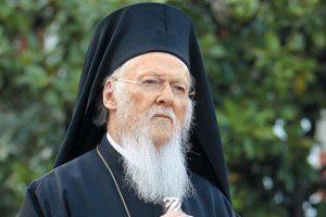 Συμπαράσταση Οικουμενικού Πατριάρχη στους πυρόπληκτους -Τηλεφωνική επικοινωνία με τον Μητροπολίτη Ιλίου κ. Αθηναγόρα