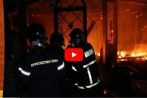 Γιατί τόσες πυρκαγιές;