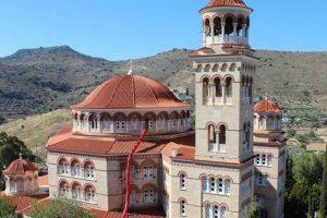 «Σφραγίζεται» το μοναστήρι του Αγίου Νεκταρίου στην Αίγινα – Θετικές στον κορονοϊό 16 μοναχές