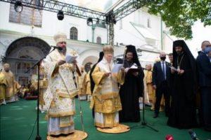 Η επίσκεψη του Οικουμενικού Πατριάρχη απέδειξε ότι η Ορθόδοξη Εκκλησία της Ουκρανίας είναι πλέον πραγματικότητα