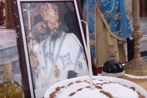 21 χρόνια από το θάνατο του μαρτυρικού Επισκόπου Απολλωνίας Κοσμά
