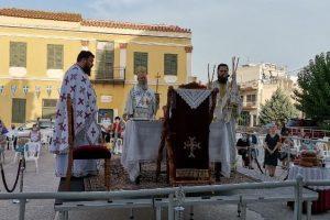 Η μνήμη του Αγίου Φανουρίου στη Χαλκίδα