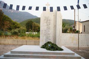 Τιμήθηκαν με λιτή εκδήλωση οι πεσόντες στην ιστορική μάχη