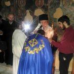 Ενθρόνιση Ηγουμένου στην Ι. Μ. Παναγίας Ελεούσης Κούμπαρη Σπάρτης