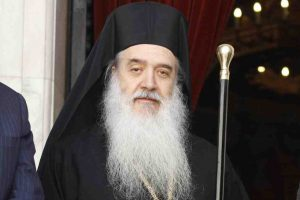 Ατύχημα έξω από τον Ναό για τον Μητροπολίτη Σάμου κ. Ευσέβιο- Διακομίσθηκε στην Αθήνα