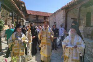 Λαμπρός εορτασμός του Οσίου Νικάνορος στην Ιερά Μονή Ζάβορδας Γρεβενών- Γιατί απέσυραν την ομιλία του Χαλκηδόνος για τα Σταυροπήγια; Που το πάει το Φανάρι;