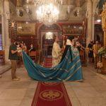 Ο Παρακλητικός Κανόνας προς την Παναγία στην Ερμούπολη