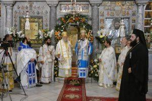 Την Παναγία Εκατονταπυλιανή πανηγύρισε το νησί της Πάρου