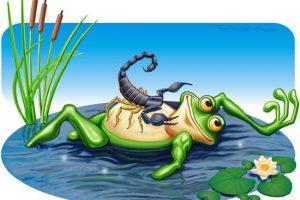 Το ξέρω κ.Ακρίτα ότι  η φύση σας είναι όπως του σκορπιού:να κεντρίζετε!