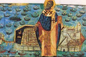 Πριν 305 χρόνια η Κέρκυρα σώθηκε από τον Άγιο Σπυρίδωνα
