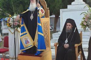 Δημητριάδος Ιγνάτιος: «Η γιορτή της Παναγίας μας δίδει κουράγιο να συνεχίσουμε τον αγώνα» – Λαμπρό το Πάσχα του Καλοκαιριού στην Μητρόπολή μας