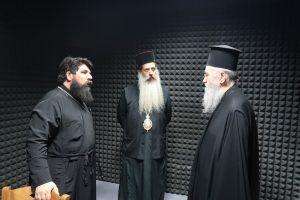 Ο Σεβ. Μητροπολίτης Ναυπάκτου κ. Ιερόθεος στην Ι.Μ. Φθιώτιδος