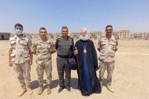 ΤΟ «δώρο» της Αιγύπτου στον Πατριάρχη Αλεξανδρείας κ.κ. Θεόδωρο