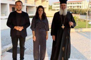 Αλεξανδρούπολη: Η Υφυπ.Δόμνα Μιχαηλίδου στο νέο Γηροκομείο της Μητροπόλεως