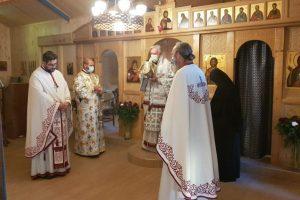 Πανηγύρισε η Μονή Γενεθλίου της Θεοτόκου στο Άστεν