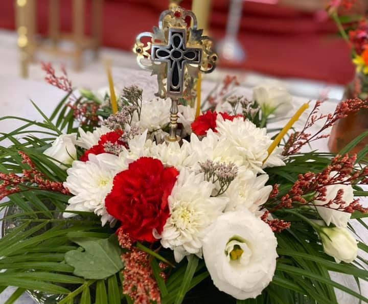 "You are currently viewing Αναστάσιος: ""Να υψώσουμε το Σταυρό στην καρδιά και τη σκέψη μας"" – Λαμπρός ο εορτασμός του Τιμίου Σταυρού  στην Εκκλησία της Αλβανίας"