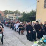 Ο Σεβ. Μητροπολίτης Μεσογαίας κ.Νικόλαος στην Κέρκυρα