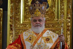 Εκτός τόπου και χρόνου η στάση του Πανιερωτάτου Μητροπολίτου Κύκκου λέει ο Αρχιεπίσκοπος Κύπρου  – Βαθαίνει το ρήγμα στην Εκκλησία της Κύπρου  λόγω Ουκρανικού