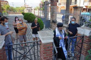 Αποκαταστάθηκε ο Μητροπολίτης Ιωακείμ Στρουμπής στη Χίο