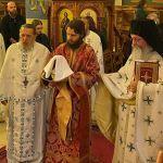 Χειροτονία σε διάκονο μοναχού της Μονής Μολυβδοσκεπάστου από τον Σεβ.Κονίτσης κ.Ανδρέα