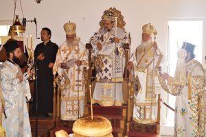 Λαμπρός ο εορτασμός του προστάτη της Λήμνου Αγίου Σώζοντος με τη συμμετοχή των Μητροπολιτών Μεσσηνίας και Ιλίου