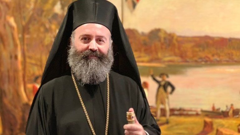 You are currently viewing Οι τέσσερις νέοι Επίσκοποι της Ιεράς Αρχιεπισκοπής Αυστραλίας- Με το καλό να γίνουν δώδεκα για να κάνουν και Σύνοδο!