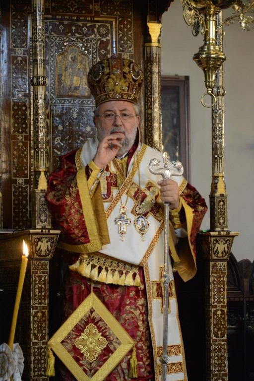You are currently viewing Η εορτή της Αγίας μεγαλομάρτυρος Ευφημίας στο Οικουμενικό Πατριαρχείο προεξάρχοντος του Σεβ. Γέροντος Πριγκηποννήσων κ.Δημητρίου