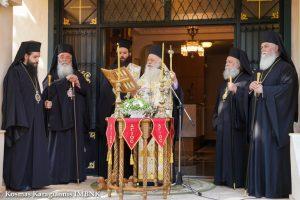 Εγκαίνια του Κειμηλιαρχείου της Ιεράς Μητροπόλεως Κοζάνης