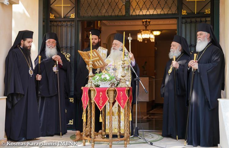 You are currently viewing Εγκαίνια του Κειμηλιαρχείου της Ιεράς Μητροπόλεως Κοζάνης