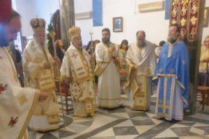 Εορτή της Γεννήσεως της Θεοτόκου στην Ι. Μ. Καρυστίας