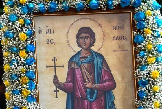 "You are currently viewing Μάρτυρας Νικόλαος εκ Καρπενησίου-Ένα παιδί φώναξε: ""Εγώ τον Χριστό μου δεν τον αρνούμαι…"" και του πήραν το κεφάλι!"