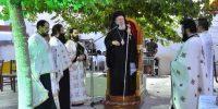 Η μνήμη των Αγίων Μαρτύρων Σοφίας, Πίστεως, Ελπίδος και Αγάπης στην Ι. Μητρόπολη Χαλκίδος