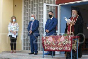 Αρχιμ. Σεβαστιανός Τοπάλης στην Λυκειάρχη Γεν. Λυκείου Αμυνταίου : «Ο Σταυρός θα μολύνει τους ανθρώπους; Ντροπή σας…»