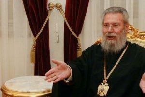 """Κύπρου Χρυσόστομος: Τελευταία προειδοποίηση προς τον Μόρφου Νεόφυτο – Δραστικά μέτρα για τους """"αντάρτες"""""""