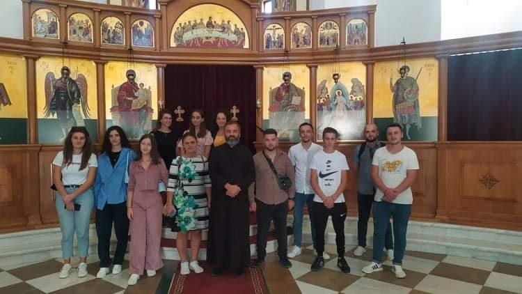 You are currently viewing Νέοι και νέες σε προσκύνημα στη Μητρόπολη Αργυροκάστρου