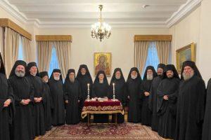 Ολοκληρώθηκαν οι εργασίες της Ιεράς Συνόδου στο Φανάρι