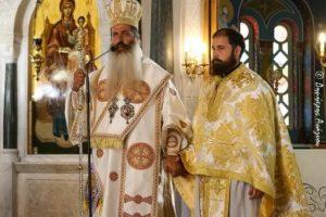Φθιώτιδος Συμεών: «Ο ιερέας κοιτάζει μόνο μπροστά»