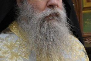 Γέρων Γαβριήλ: «Μυροβλύζει η Αγία Κάρα του Οσίου Δαυίδ»