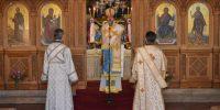 Ο Επίσκοπος Κλαυδιουπόλεως στο Kentish Town